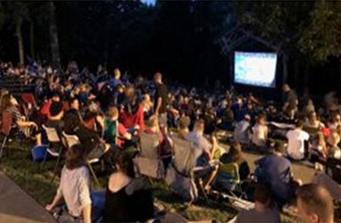 Movies in Midwood Park
